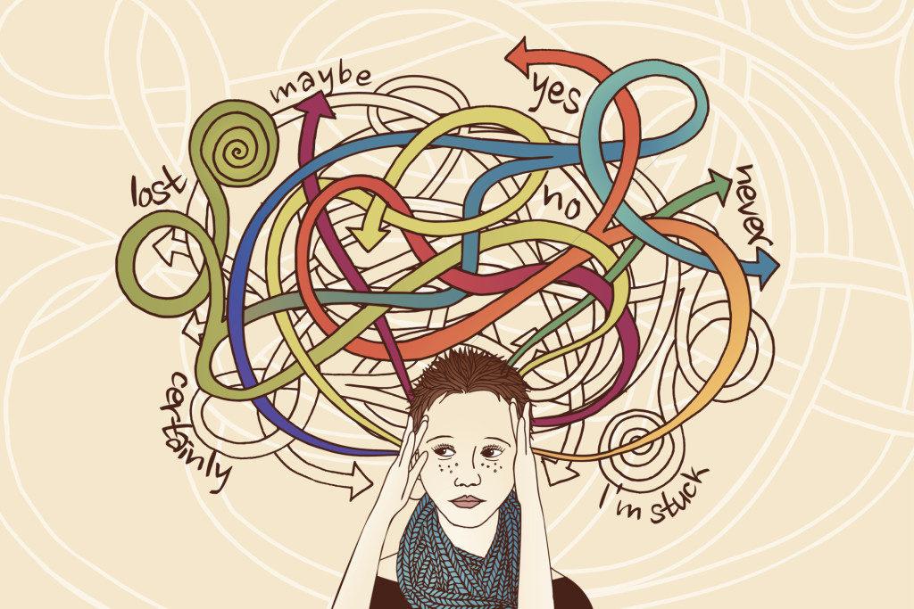 Rimuginare: significato e caratteristiche